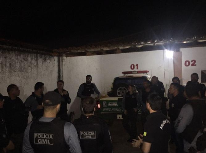 Policial e servidor da prefeitura de Barras são presos durante operação Malum