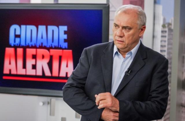 Jornalista Marcelo Rezende morre aos 65 anos em SP