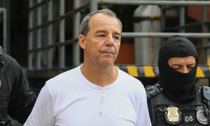 Ex-governador do Rio Sérgio Cabral é condenado a 45 anos de prisão
