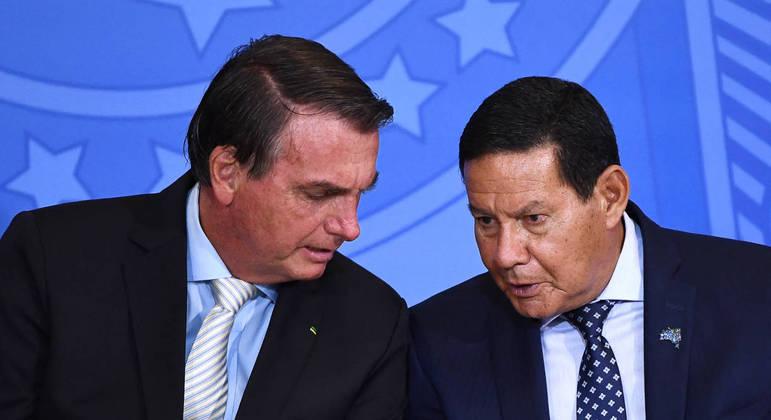 TSE marca data para julgamento de ações que pedem cassação da chapa Bolsonaro-Mourão