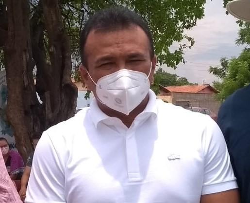Deputado Fábio Abreu faz entrega de viaturas em São João do Piauí