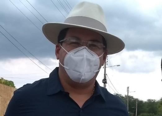 Vereador Odilon Neto assina termo de cooperação para implantação de 'Pelotão Mirim' em Nova Santa Rita