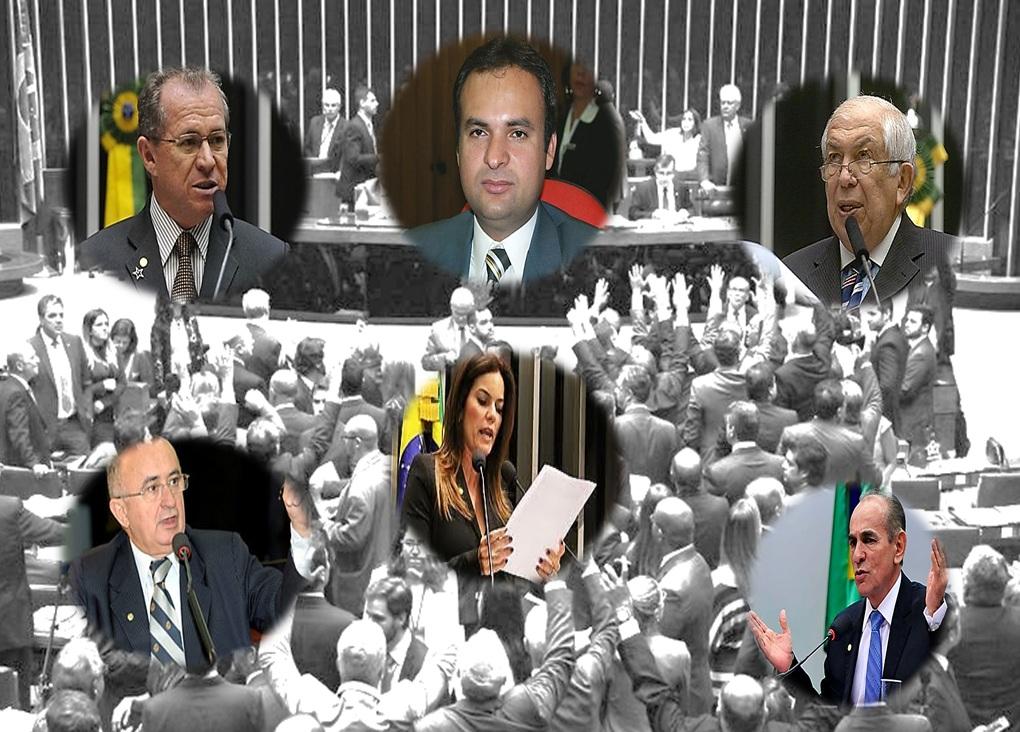 Maioria da bancada parlamentar do Piauí vota a favor do Fundo eleitoral bilionário
