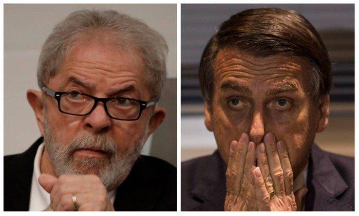 'BolsoLula': eleitores de Lula indicam Bolsonaro como segunda opção