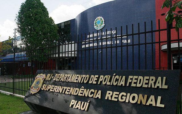 Ex-Prefeito do Piauí é preso em operação da Polícia Federal, hoje pela manhã