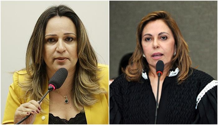 Lílian Martins é a nova relatora da denúncia dos deputados contra Rejane Dias