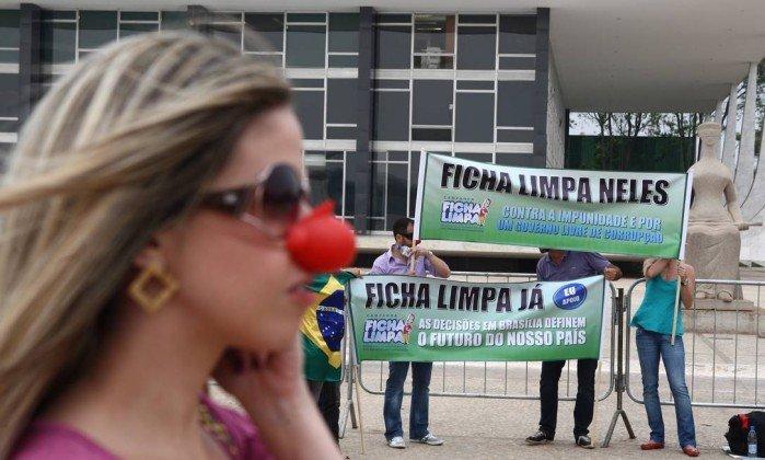 Manobra:Câmara tenta reverter decisão do STF sobre aplicação da Ficha Limpa