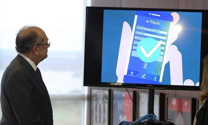 TSE lança título de eleitor digital, que poderá ser utilizado em 2018