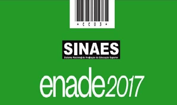 Enade 2017 divulga cadernos de questões e gabarito oficial