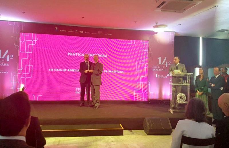 TJ do Piauí vence Prêmio Innovare 2017 na categoria 'Juiz'