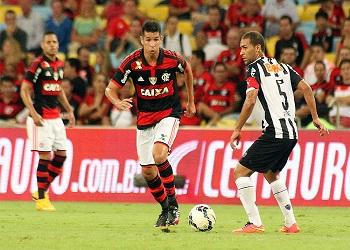Atlético joga mal, leva 2 a 0 do Flamengo e aposta agora na mística das viradas em casa