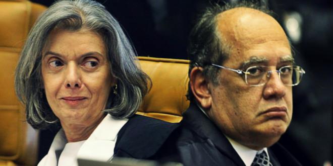 Cármen Lúcia, ministra do STF, quer julgar logo impedimento de Gilmar Mendes