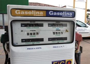 Governo decide por reajuste do preço da gasolina em novembro