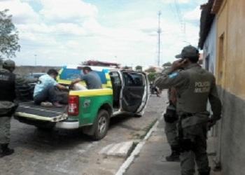 Três homens são presos suspeitos de estelionato em São João do Piauí