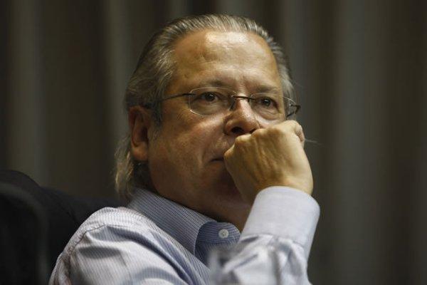Dirceu convoca 'dia da revolta' no julgamento de Lula no TRF-4
