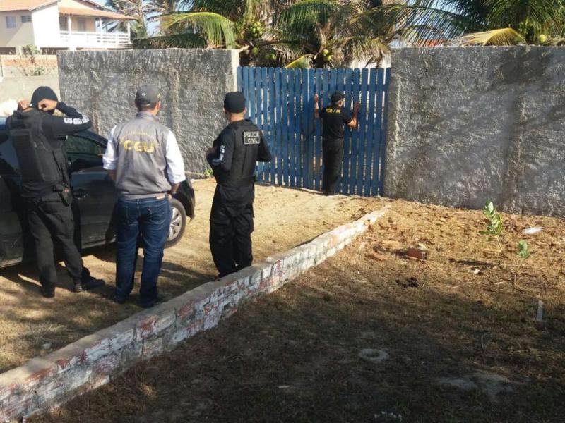 Operação da Polícia Civil e órgãos de controle apura fraudes em concurso público