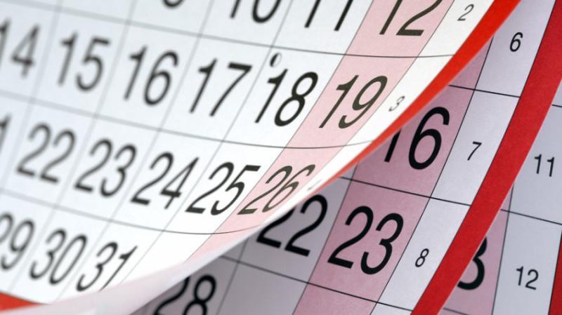 Em 2018 haverá 14 feriados e pontos facultativos;veja a lista