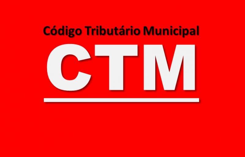 Lei que atualiza o CTM é publicada e começa a valer em março de 2018