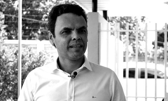 Gil Carlos não consegue se conformar com as decisões da Justiça