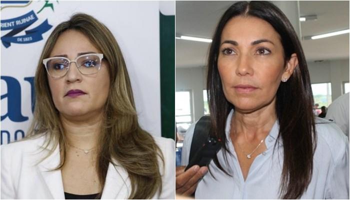 Rejane Dias sinaliza não apoiar Margarete Coelho