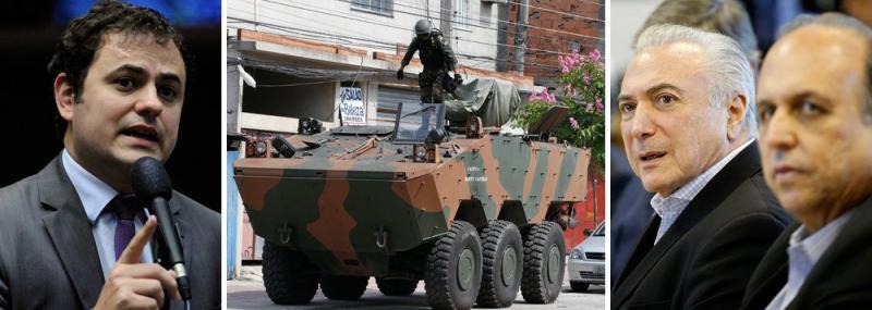 Glauber Braga: a solução para o Rio é a saída imediata de Pezão