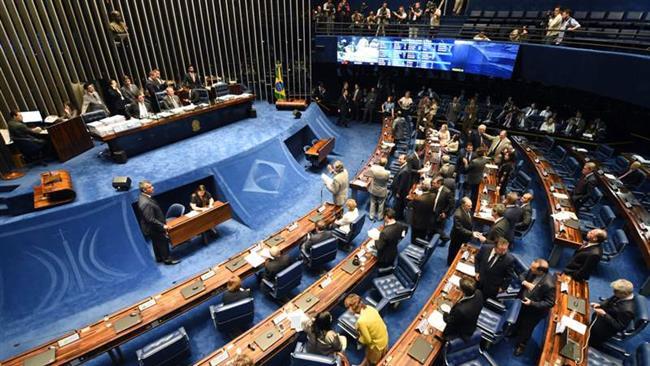 Senado aprova a intervenção federal na segurança do Rio por 55 a 13