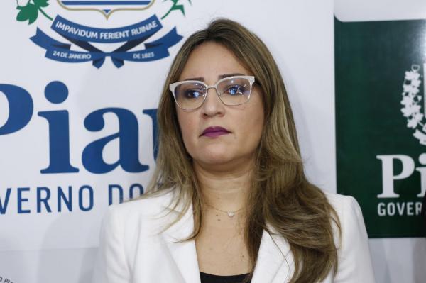 Rejane Dias disse que o governo não pode dar aumento a professores