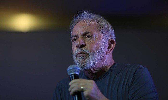'Estou pronto para ser preso', diz Lula em entrevista para livro