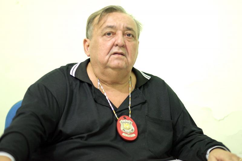 Delegado Jorginho morre aos 61 anos, vítima de infarto