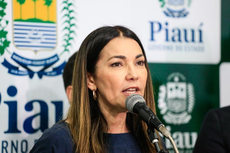 Margarete deixará de ser vice-governadora para ir para o Tribunal de Contas do Piauí