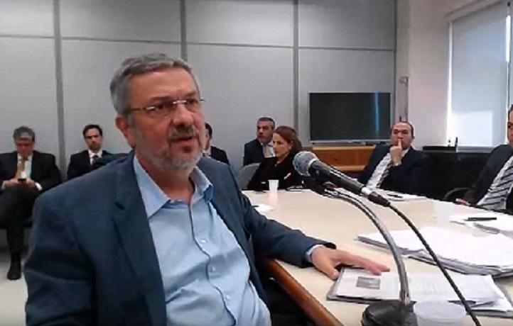 Palocci quer que STF julgue seu habeas corpus no mesmo dia do pedido de Lula
