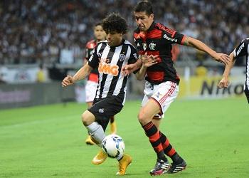 Galo vence o Flamengo e está na final da Copa do Brasil