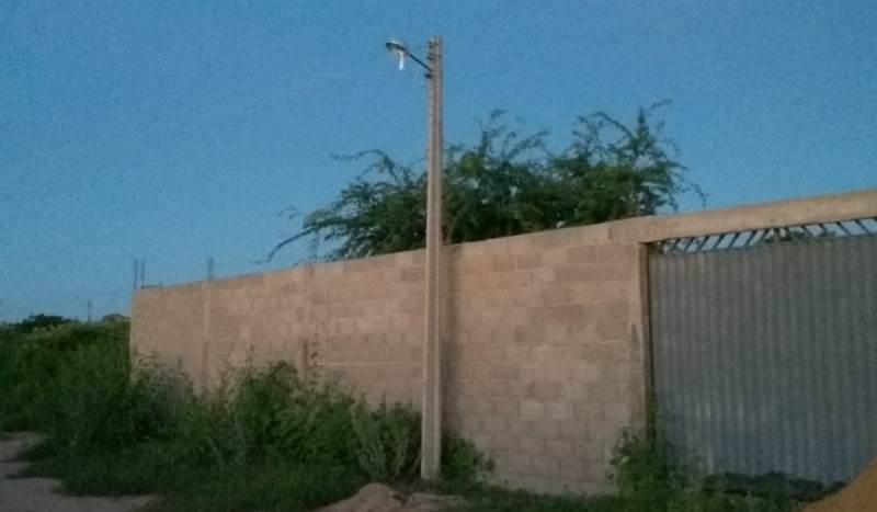 Moradores no Bairro Jurema e vizinhança reclamam da falta de lâmpadas