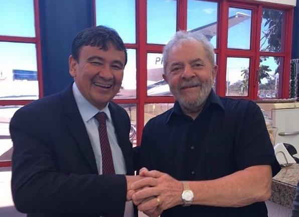 Wellington Dias e outros governadores são barrados em visitar a Lula