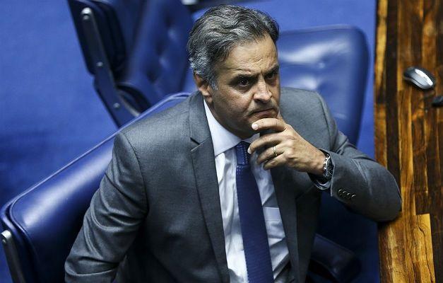 Joesley diz à PF que pagou mesada de R$ 50 mil a Aécio Neves