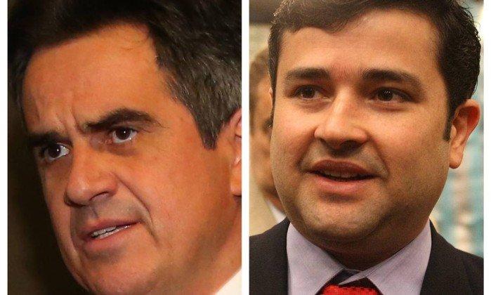 Policia Federal faz buscas no gabinete e na residência de Ciro Nogueira
