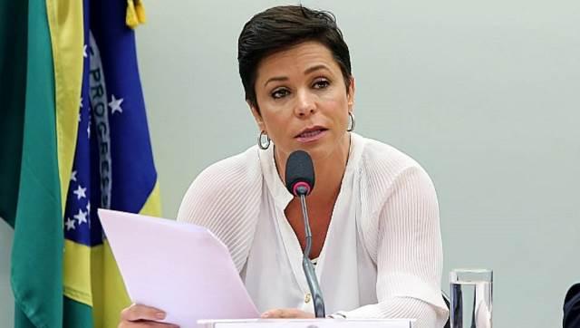 Cristiane Brasil é alvo de operação contra fraudes no Ministério do Trabalho