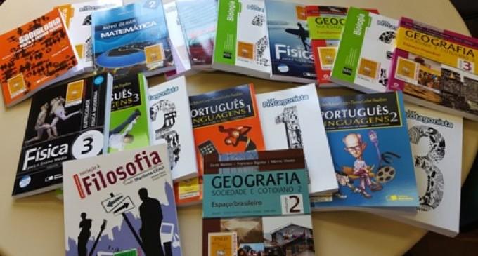 Até agosto, 44 milhões de livros chegarão às escolas públicas do país