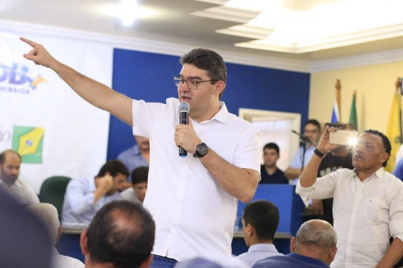 """Luciano Nunes: """"se combate o poder é com o sentimento!"""""""