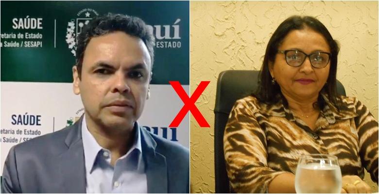 Gil Carlos entra com denúncia contra a presidente da Câmara, Nivia Martins