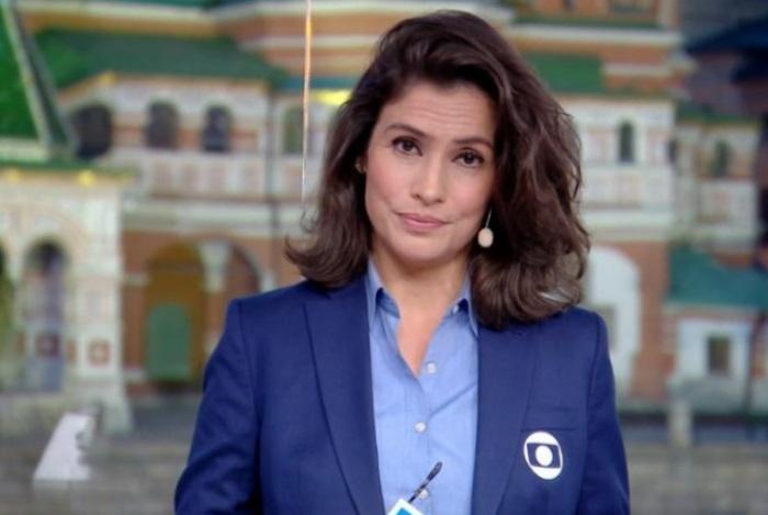 Estúdio da Globo é revistado pela polícia russa durante Copa do Mundo