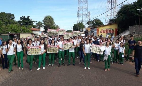 Escolas públicas estaduais em José de Freitas estão 100% paradas, diz SINTE