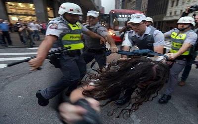 Em 5 anos, polícia brasileira matou em média seis pessoas por dia