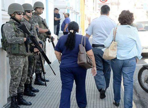 Cidades do Piauí receberão tropas federais para fazerem o reforço nas eleições; veja a lista