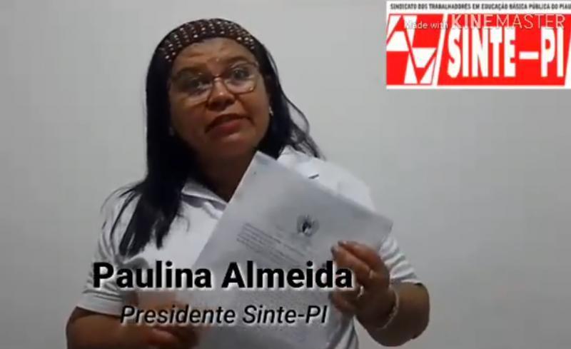 Desembargador determina que governo do Piauí cumpra acordo com o SINTE-PI