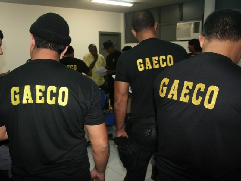 GAECO deflagra 3ª fase da operação