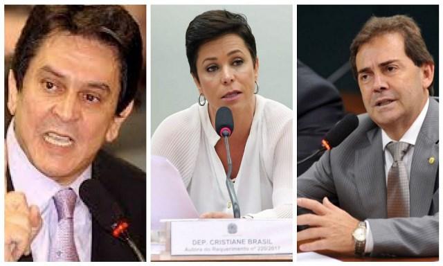 PGR denuncia Roberto Jefferson e Cristiane Brasil ao Supremo
