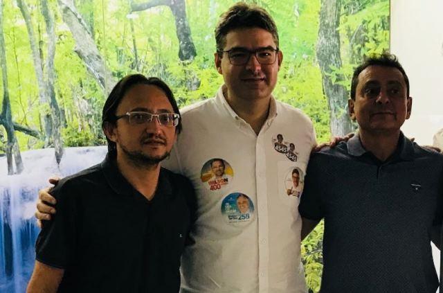 Prefeito de Francisco Santos, do PT, declara apoio à Luciano Nunes