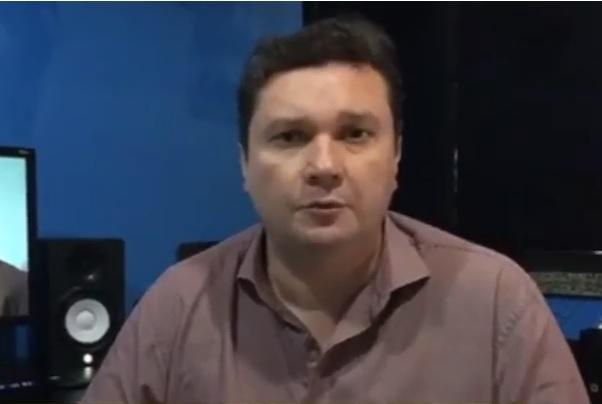 Fábio Sérvio pede orações para Jair Bolsonaro após candidato ser esfaqueado