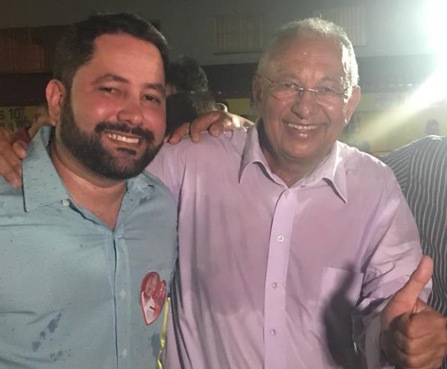 Alexandre Mendonça declara apoio a Dr. Pessoa ao governo do Estado